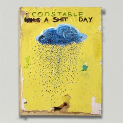 Constable's Mistress // Oil on Board // 29 X 38 cm // 2001