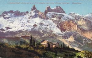 La Lindauer Hütte