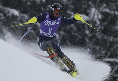 Si chiudono in anticipo causa maltempo gli allenamenti degli slalomisti azzurri a Saas Fee