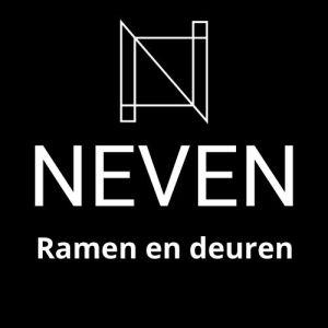 NEVEN ramen en deuren logo