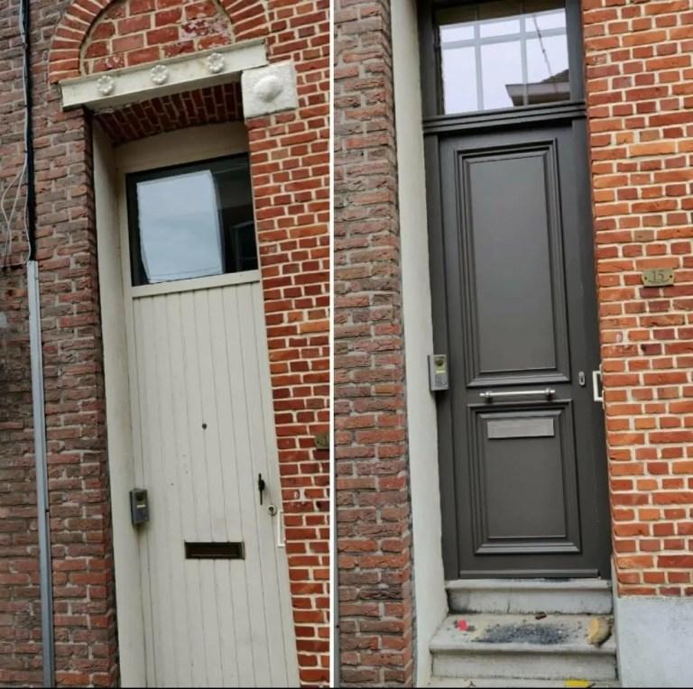PVC voordeur limburg
