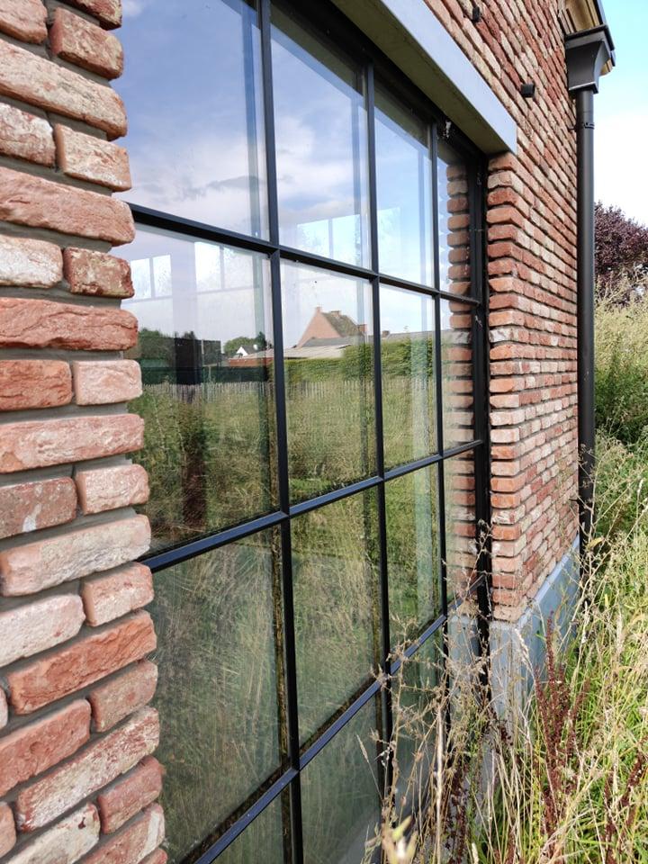 Ramen en deuren Limburg met kruisverdeling