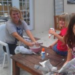 Making a paper mache globe for geography