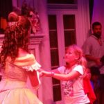 The new interactive Belle's Storytime show is a highlight for kids who aren't too shy.