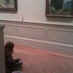 Sketching in the Met