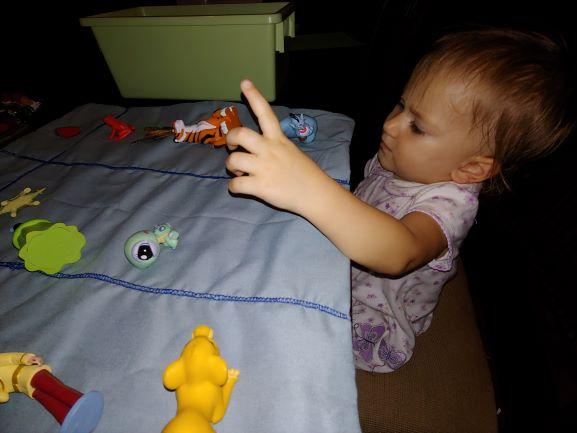 DIY Montessori Mats
