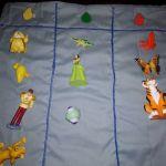 Montessori color mat