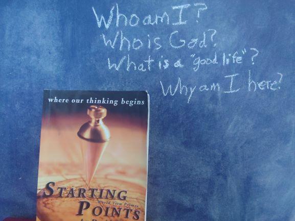 Should I Teach Worldview?