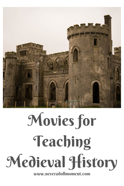 Movies for Teaching Medieval History