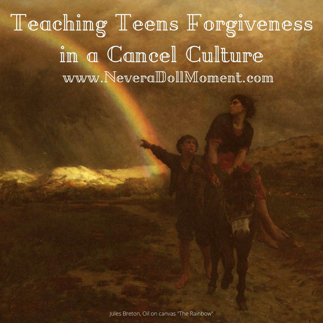 Forgiveness in a Cancel Culture