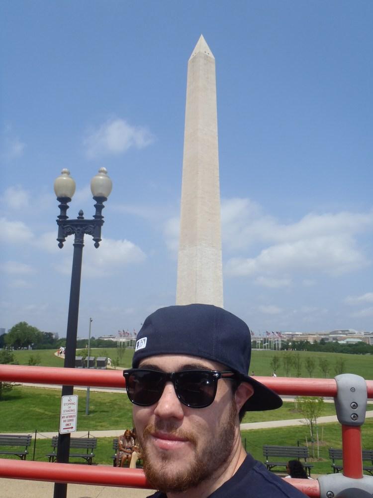 Never Ending Honeymoon in Washington DC