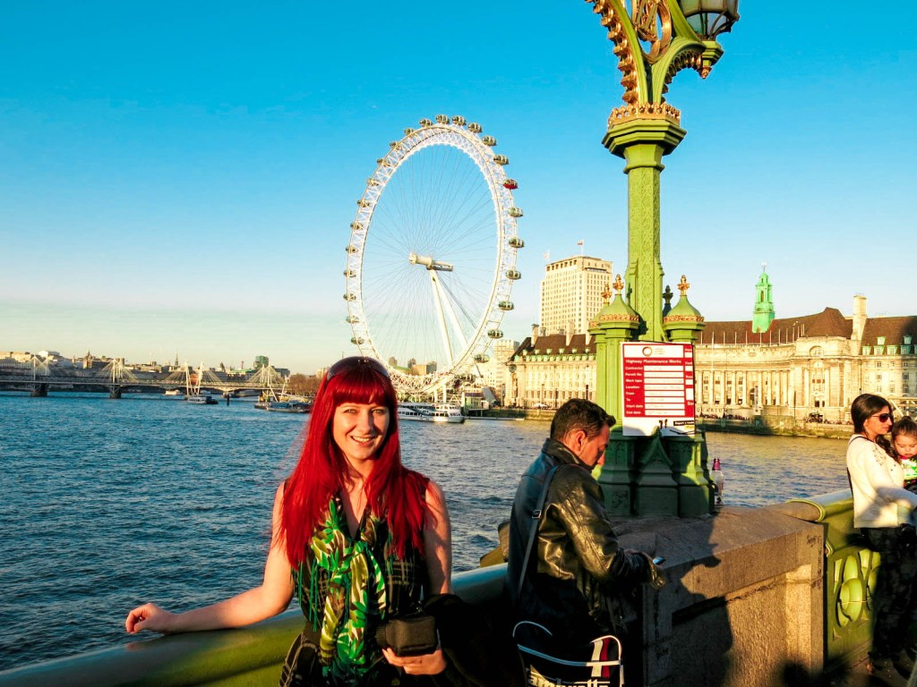 Never Ending Honeymoon | Jacqui and the London Eye