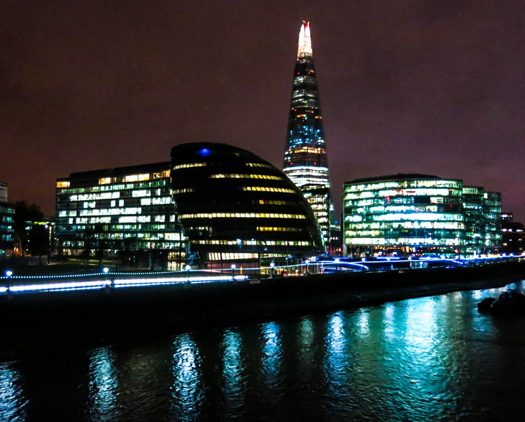 Never Ending Honeymoon | The Shard and More London Place