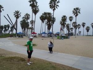 Never Ending Honeymoon | Dan at Venice Beach, LA