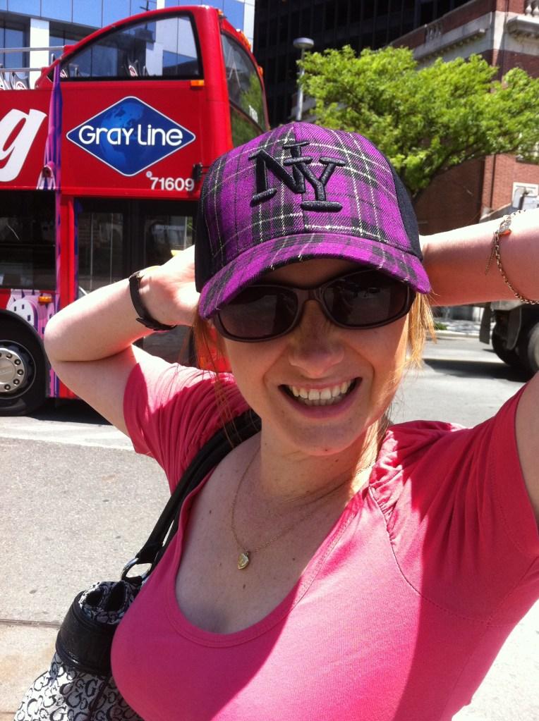 Never Ending Honeymoon | Jacqui lovin' New York City
