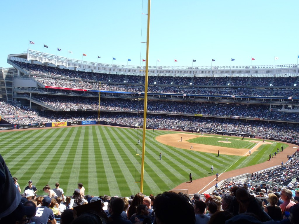Never Ending Honeymoon | New York Yankees (could've done better)