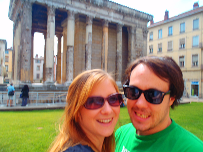 Never Ending Honeymoon | Roman ruins, Vienne, France