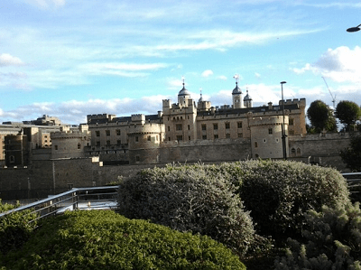 20 Tower of London