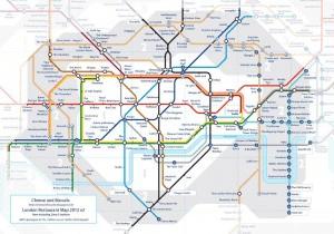 29 Tube Map