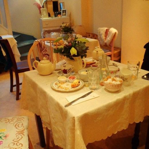 Never Ending Honeymoon | Afternoon Tea Betty Blithe, London