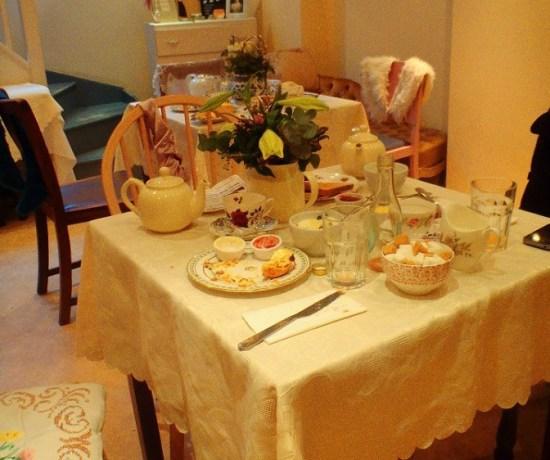 Never Ending Honeymoon   Afternoon Tea Betty Blithe, London