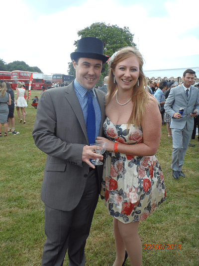 Never Ending Honeymoon | Royal Ascot Races 2013