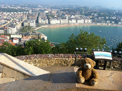 Never Ending Honeymoon | San Sebastian, Spain