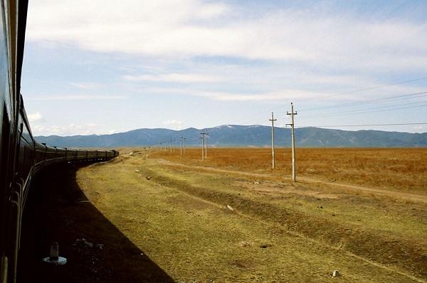 Train - Siberia Russia