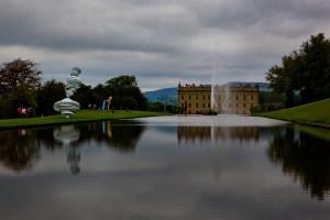 Never Ending Honeymoon   Chatsworth House. Photo: Richard J Moore