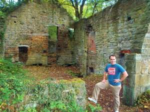 Never Ending Honeymoon | Old mill in the Peak District, UK