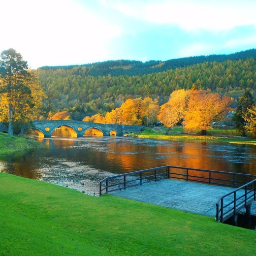 Never Ending Honeymoon | The Mains of Taymouth Country Estate, Scotland