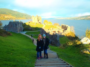 Never Ending Honeymoon | Urquhart Castle, Loch Ness, Scotland