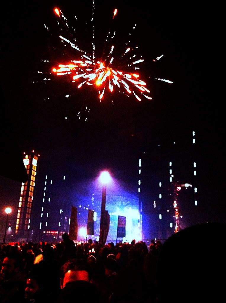 Never Ending Honeymoon | New Years Eve 2013, Berlin, Germany