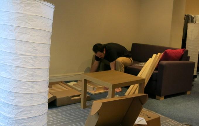 Ikea puzzle
