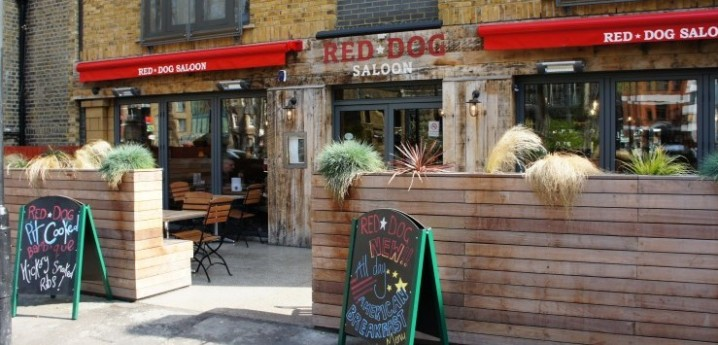Never Ending Honeymoon | Red Dog Saloon, London