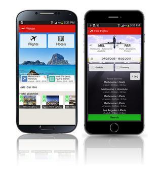 WebJet app