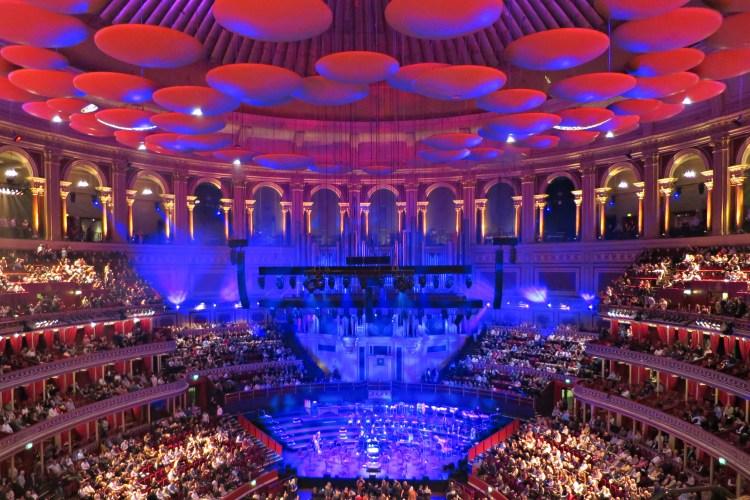IMG_3903 Inside Royal Albert Hall