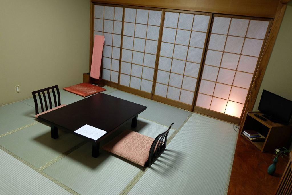 Akakura Onsen Kougakuro Japanese ryokan