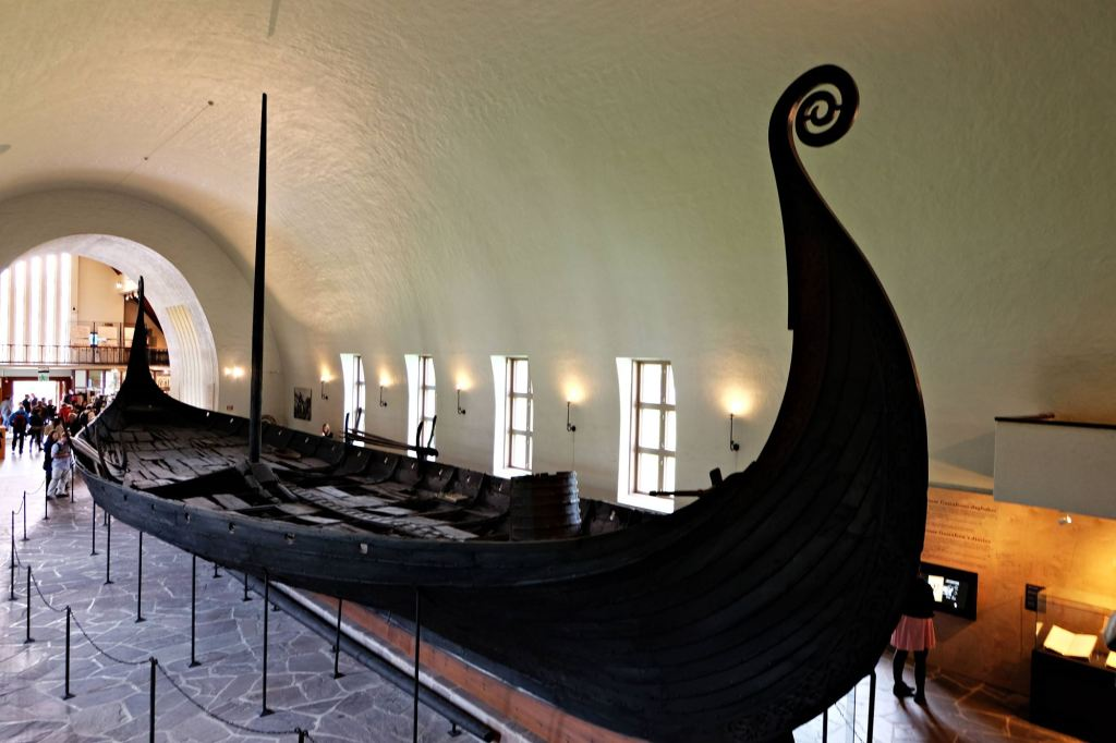 The Oslo Viking Ship Museum