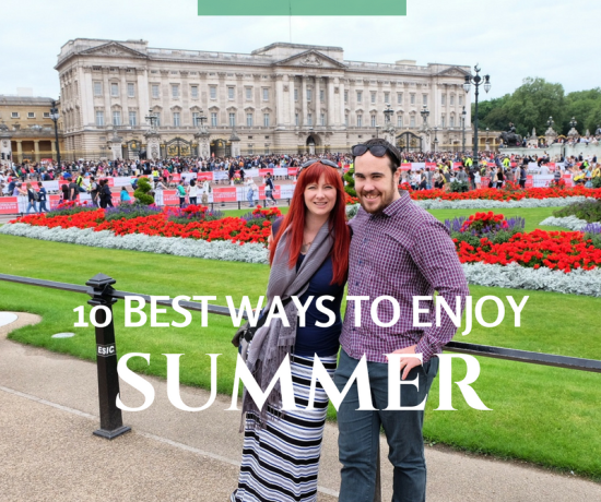 Never Ending Honeymoon | Best things to do in London in summer