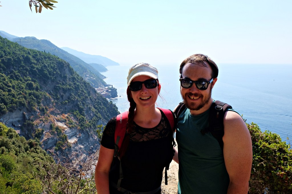 Never Ending Honeymoon | Walking the Cinque Terre