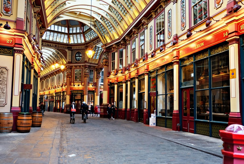 Amazingly romantic places in central London you need to