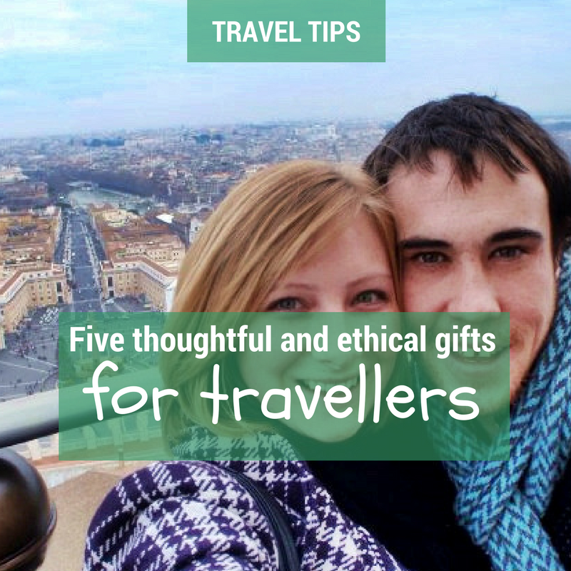 Five thoughtful gifts for travellers