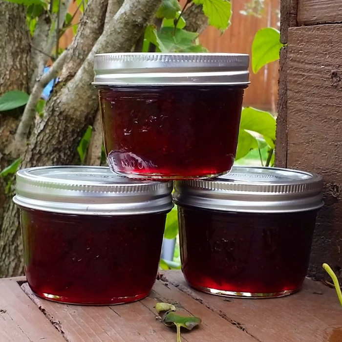 Handcrafted and Canned Cranberry Sauce