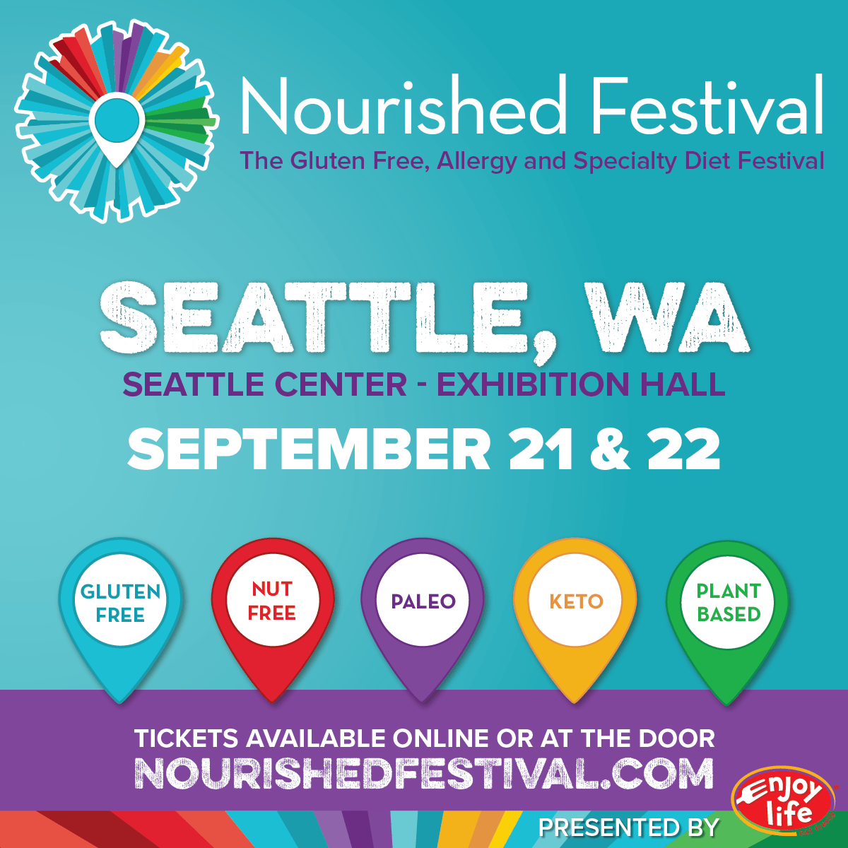 Nourished Festival – Seattle