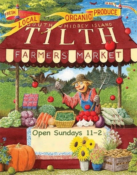 Tilth Farmers Market