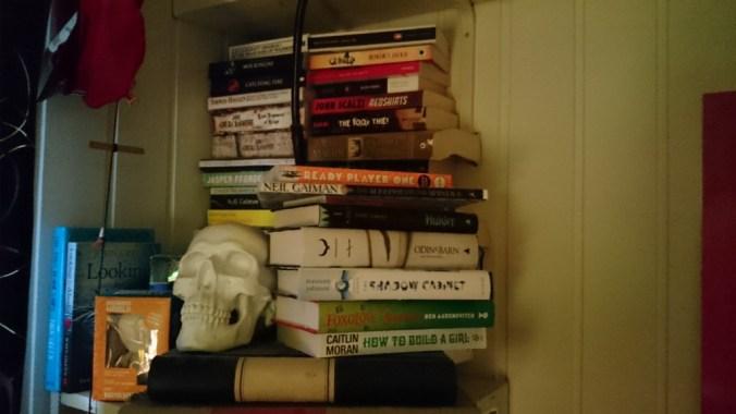 alle de uleste bøkene mine