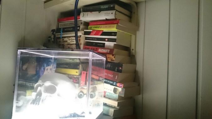 stabler med bøker
