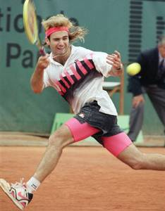 agassi tights