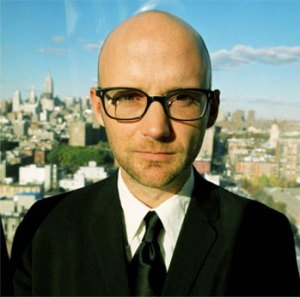 Maybe Moby's dry sense of humor made him come across as humorless